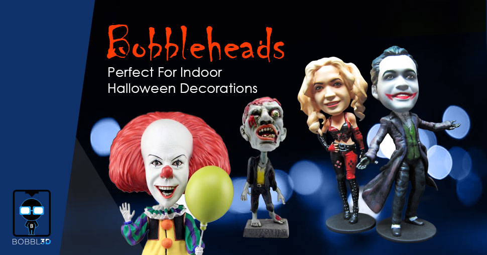 3d printed bobbleheads
